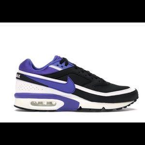 Nike Air Max BW Persian Violet Men's Size 8.5
